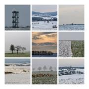 Winter, Pastellversion