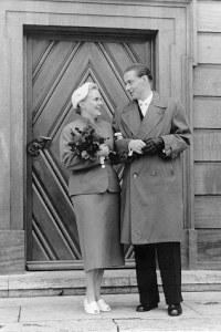 Die Hochzeit meiner Eltern, 1955